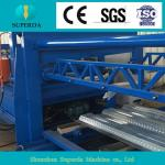 New design roof machine manufacturer deck roll forming machine with CE