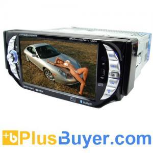 China Système stéréo de lecteur multimédia de voiture (1 DIN, 5 pouces, Bluetooth) on sale