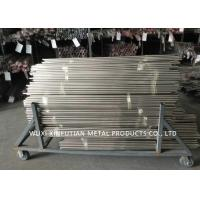 China 310S Grade Seamless Stainless Steel Pipe , Polished Stainless Steel Tubing on sale
