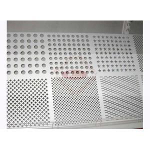 China Anti - Acid Decorative  Aluminum  Sheet Exterior Cladding PVDF Painted Panel on sale