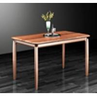 China Modern Simple European Solid Wood Furniture / Solid Wood Dining Table on sale