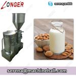 China Almond Milk Making Machine for Sale|Nuts Grinding Machinery for Sale wholesale