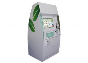 China Transportation Ticket vending machines Water resistance With multi-media on sale