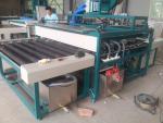 joint horizontal en verre plat de 380V 50Hz pour la chaîne de production en verre isolante