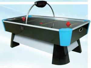 China two player train redemption air hockey table on sale