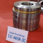 T4AR1949E,M4CT1949E plastic extruder machine and thrust bearings