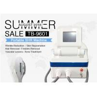 2000W Two Handle IPL SHR Hair Removal Machine / Skin Tightening Devices