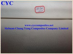 China E-Glass Fiberglass Twill Weaving Fabric on sale