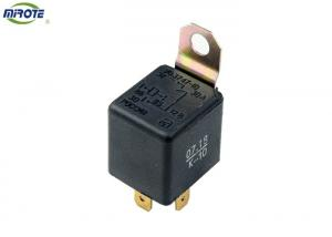 China 4 Pins 12V 40 Amp Waterproof Relay 75.3777-10 / 90.3747-10 Copper Contact on sale