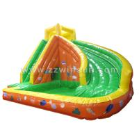 2014 Much Fun giant inflatable water slide for adult WSS-058