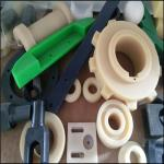 nylon plastic machined parts by cnc router