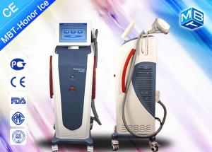 China Diode Laser Hair Removal Machine / 755 Nm 1064 Nm 808 Nm Laser For Hair Removal on sale