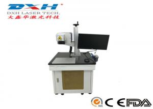 China Table Top Laser Etching Machine , Industrial Co2 Laser Wood Engraving Equipment on sale