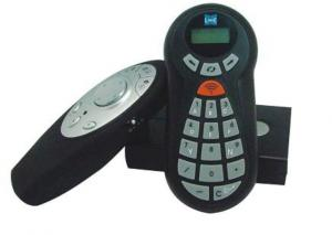 China Interactive voting handsets classroom voting systems with 2.4G RF wireless transmission on sale