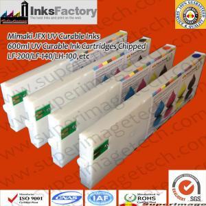 China 600ml Lh100 Rigid Ink Cartridge for Mimaki Jfx on sale