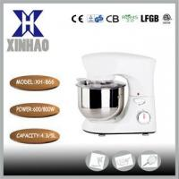 China Coloured Food Mixers Kitchen Mixer Machine For Butter Meat Cake Cookie Maker on sale
