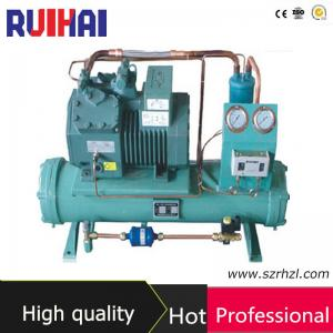 China Bitzer Water Cooled Condensing Unit on sale