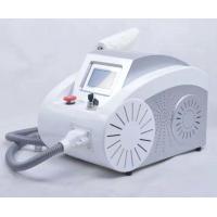 Porable Plastic Digital Tattoo Removal Machine 1064nm , 532nm