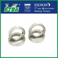 Professional Miniature Deep Groove Ball Bearings For Home Appliance Low Noice