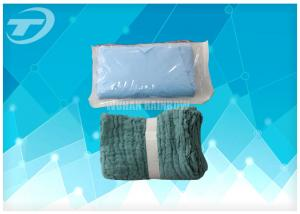 China Sterile Gauze Lap Laparotomy Pad Sponge with X-ray detectable blue loop on sale