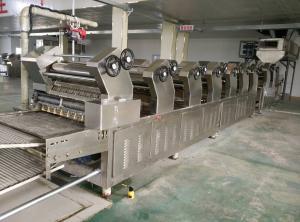 China MultifunctionFreshNoodleMachine ProductionLine processing machinery on sale