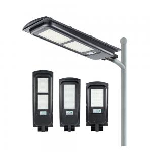 China Ip65 Outdoor Solar Energy Integrated Solar Street Light 200 Watt on sale