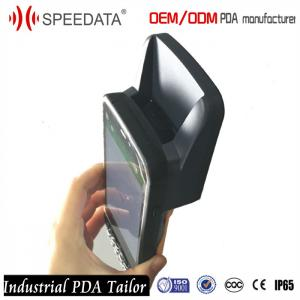 China 2G / 3G / 4G Rugged Industrial PDA , Android Handheld Long Range UHF RFID Reader on sale