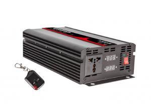 China CE Rohs Certificate Modified Power Inverter 12V To 220V Inverter 50Hz / 60Hz on sale