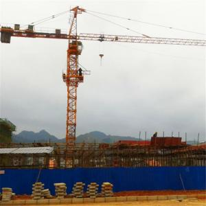 China QTZ125-6015 Construction Building Equipment Topkit Tower Crane From China on sale