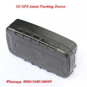 China Magnetic Gps Vehicle Tracker / Portable 3G GPS Tracker for Over speed / Vibration Alert on sale