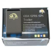 Handheld gps tracking for person Real time GPS Tracker three bands TK102 TK102B