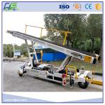 Stable Airplane Conveyor Belt , Ground Support Equipment 16 Mpa Working Pressure