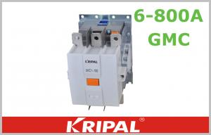 China Three Phase Fire-retardant Enclsoure AC Compressor Contactor And Relays 180A on sale