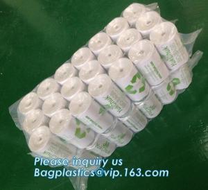 China Wholesale pet dog poop bags custom printed poop bags dog waste bags, Portable Bone-shaped Dog Pet Poop Waste Bags with D on sale