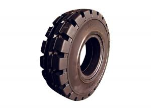 China 300-15 Industrial Forklift Tires 8.0mm Rim , Solid Industrial Tyres on sale