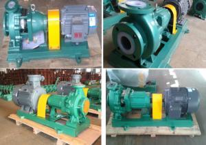 China IHF Series Anti- corrosive chemical Pump on sale