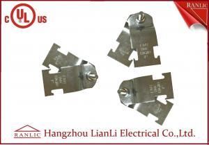 China EMT IMC Rigid Conduit Strut Clamp Strut Channel Fittings 1/2 3/4 3 on sale