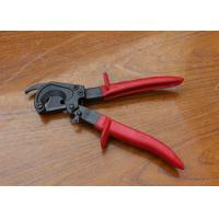 Hand Armoured Ratchet Cable Cutter / Steel Basic Hand Tools ISO