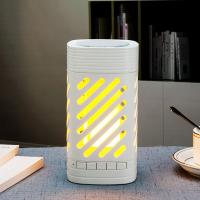 China Built In Li Battery Portable Wireless Bluetooth Flame Speaker on sale