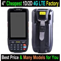 Hot sale 4 inch handheld terminal with barcode scanner Android 5.1 Rugged Handheld PDA Industrial Mobile Computer