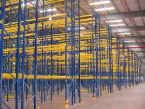 China Heavy duty style selective pallet rackings on sale