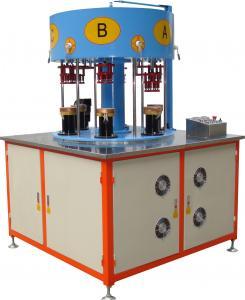 China Six Stations Braze welding machine Induction heating machine 40KW on sale