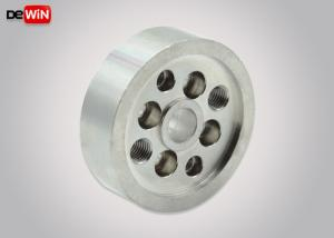 China 5 Axis CNC Machining Services Custom Steel Parts ROHS Material Standard on sale