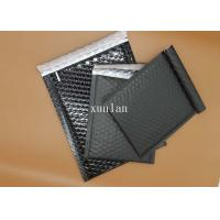 Shiny Anti Throw Shipping Bubble Mailers Waterproof Surface Protection For CDs