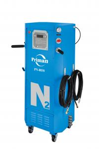 China PN8830 Automatic Nitrogen tyre inflator with Nitrogen Purge and Fill cycle(N2P) Function on sale