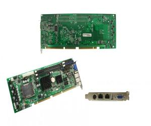 China 32Bit, 16Bit ISA Mini ITX Mainboards With Intel LGA775 Core2 Duo PT-F945A on sale