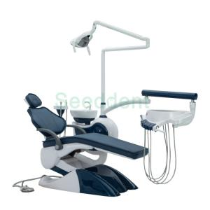 China High Level Luxury Leather Electricity Dental Chair Dental Unit SE-M039 / Odontologic chair SE-M039 on sale