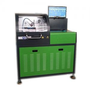 China 0 - 2000rpm Motor speed Common Rail Injector Test Bench with Water Cooling / Fan Cooling on sale