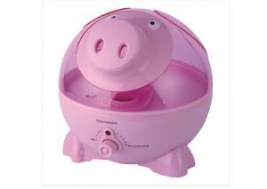 China Pink pig Mini Ultrasonic Room Humidifier XJ-5K138 on sale
