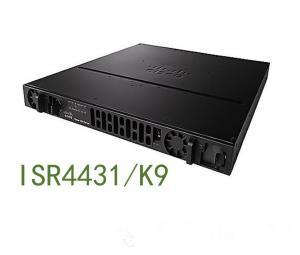 China シスコネットワークのルーターISR4431/K9 4400のシリーズ統合サービスのルーター on sale